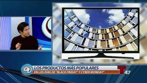 Productos más populares del Viernes Negro y Lunes C