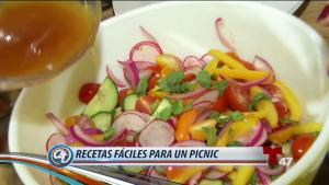 Recetas fáciles para tu picnic