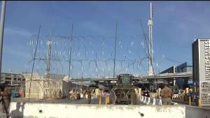 Recuento de la caravana migrante en Tijuana
