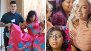 Chiquis y Régulo Caro sorprenden a quinceañera con cáncer