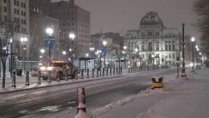 Lluvia y posible congelación afectan a Rhode Island