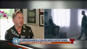Ricardo Montaner estrena producción musical