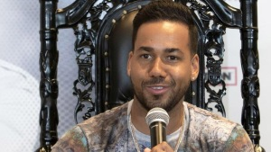 Romeo Santos, primer latino en cantar en icónico estadio