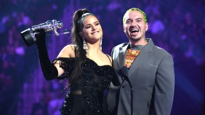 J Balvin y Rosalía ganan el MTV Video Music Award