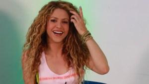 """Shakira aún tiene """"miedos"""" tras lesión en cuerdas vocales"""