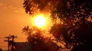 Lunes cálido y húmedo para nuestra región
