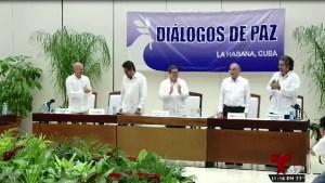 Histórico día para la paz de Colombia