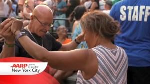 AARP NY de cerca con nuestra comunidad en SummerStage