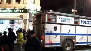Cacería por pistolero que hirió 3 personas en Manhattan
