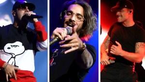 Continúan los ensayos para los Premios Billboard de la Música Latina