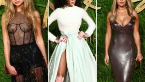 Fashion Awards: los escotes de las reinas de la moda
