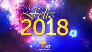 Telemundo 47 te desea un feliz y próspero año nuevo