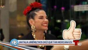 Natalia Jiménez, ¿la española más mexicana?