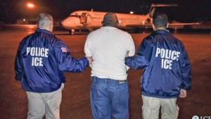 """Reporte: los condados donde más se deporta a través de """"Comunidades seguras"""""""