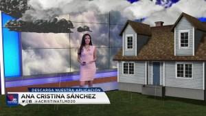 Durante el miércoles por la tarde y noche hay posibilidad de tormentas. Ana Cristina Sánchez explica cómo se producen los truenos y relámpagos.