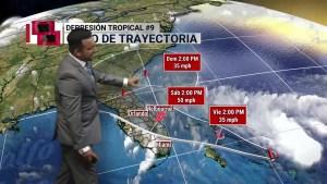 <p>Segio González nos habla de las condiciones del tiempo para la Florida Central.</p>