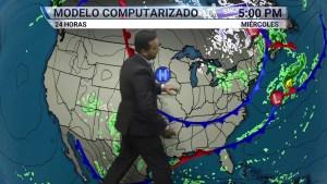 <p>Record de temperaturas altas para el centro de la Florida.</p>