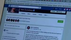 Tendencia peligrosa en facebook