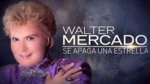 Todo listo para el sepelio de Walter Mercado