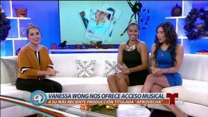 Vanessa Wong estrena nueva producción musical