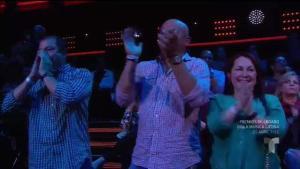Venezolana cierra la fiesta en la semifinal de La Voz