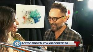 Acceso Total con Jorge Drexler