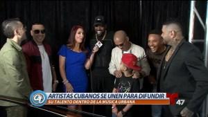 Artistas cubanos unen fuerzas para destacar sus raíces