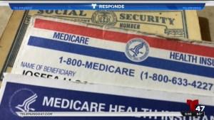 Estafadores buscan número de Medicare