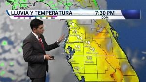 Pronóstico del tiempo para el Fin de Semana de Febrero en el Área de la Bahía de Tampa