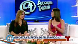 Yolanda Vásquez presenta especial desde Bolivia
