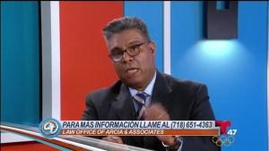 El abogado Abel Arcia nos habla sobre cómo obtener su residencia