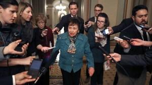 Anuncian acuerdo presupuestario para evitar otro cierre