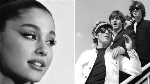 Ariana Grande iguala récord de The Beatles