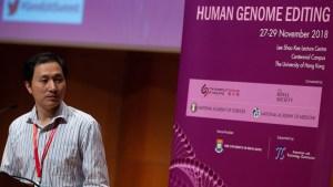Desaparece científico tras explosiva revelación genética