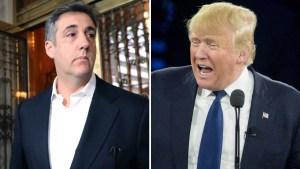 Trump trató de frenar noticias sobre supuestos amoríos
