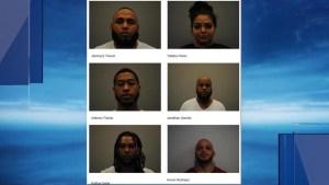 Arrestan a 7 en conexión con dos tiroteos en Providence
