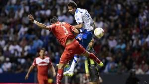 Puebla empata con Toluca y Veracruz soprende a Pumas