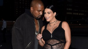 Kim Kardashian se reúne con Kanye West tras robo