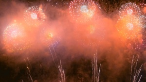 Lugares para ver fuegos artificiales del 4 de julio