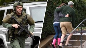 Horrendo: fiesta religiosa de bebé termina en mortal tiroteo