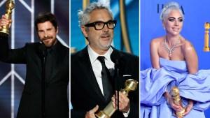 Globos de Oro 2019: la lista completa de ganadores