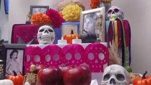 Haz tu propio Altar de Muertos en casa