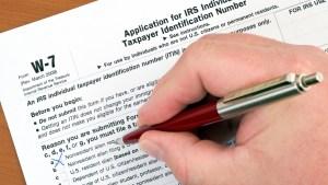 Impuestos: cómo pedir el ITIN para dependientes