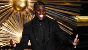 Tras polémica, Kevin Hart renuncia a presentar los Óscar