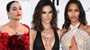 Las más sexys en gala amfAR contra el sida
