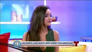 Lisa Ramos lanza nuevo libro sobre citas amorosas