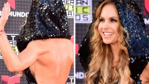 Los looks sexys de Lucero en Latin American Music Awards