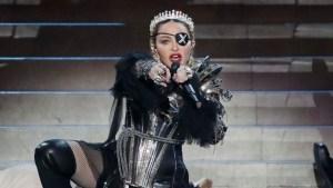 """""""Una reina nunca llega tarde"""": Madonna tras demanda"""