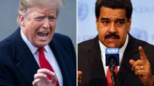 Trump habla de Venezuela con líderes del Caribe