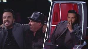 """""""Team Fonsi"""" arranca con impulso en estreno de """"La Voz"""""""